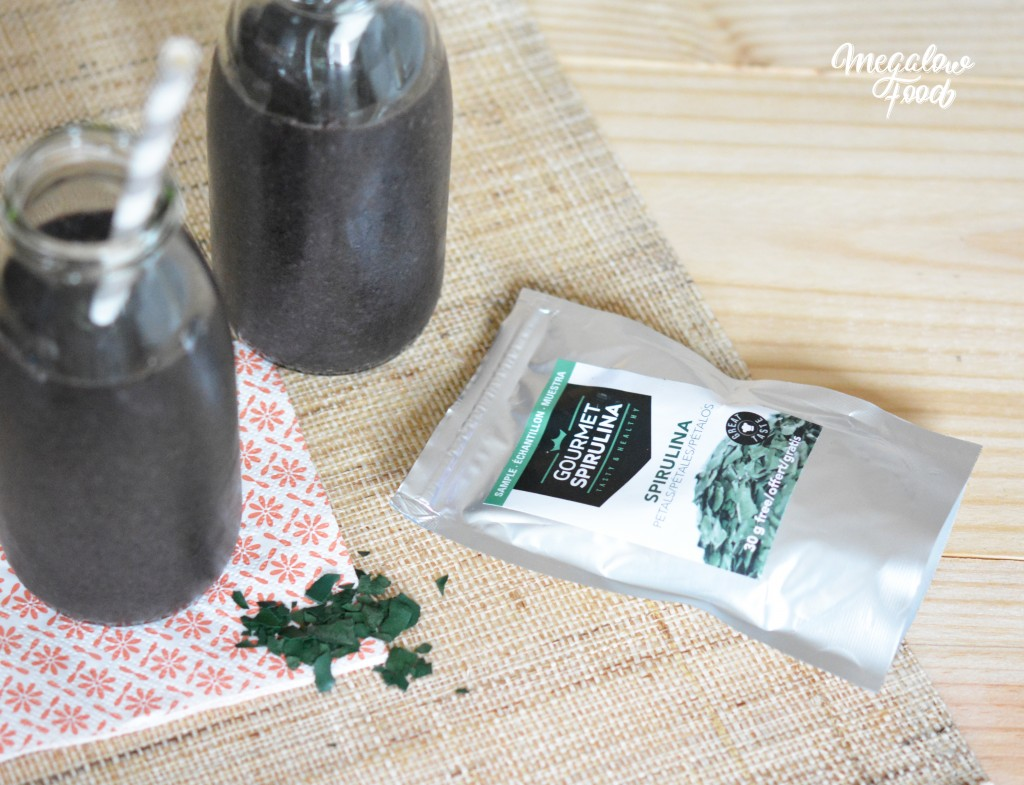 Smoothie Spiruline Megalowfood