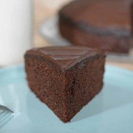 Chocolate fudge cake Megalowfood 2
