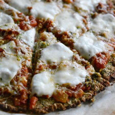 Pizza cruste courgettes megalowfood 2