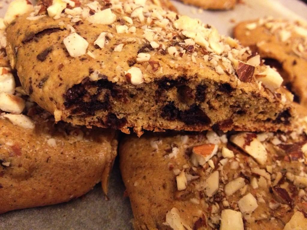 Cookies moelleux megalow food