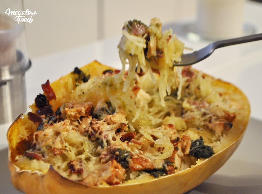 Courge spaghetti2