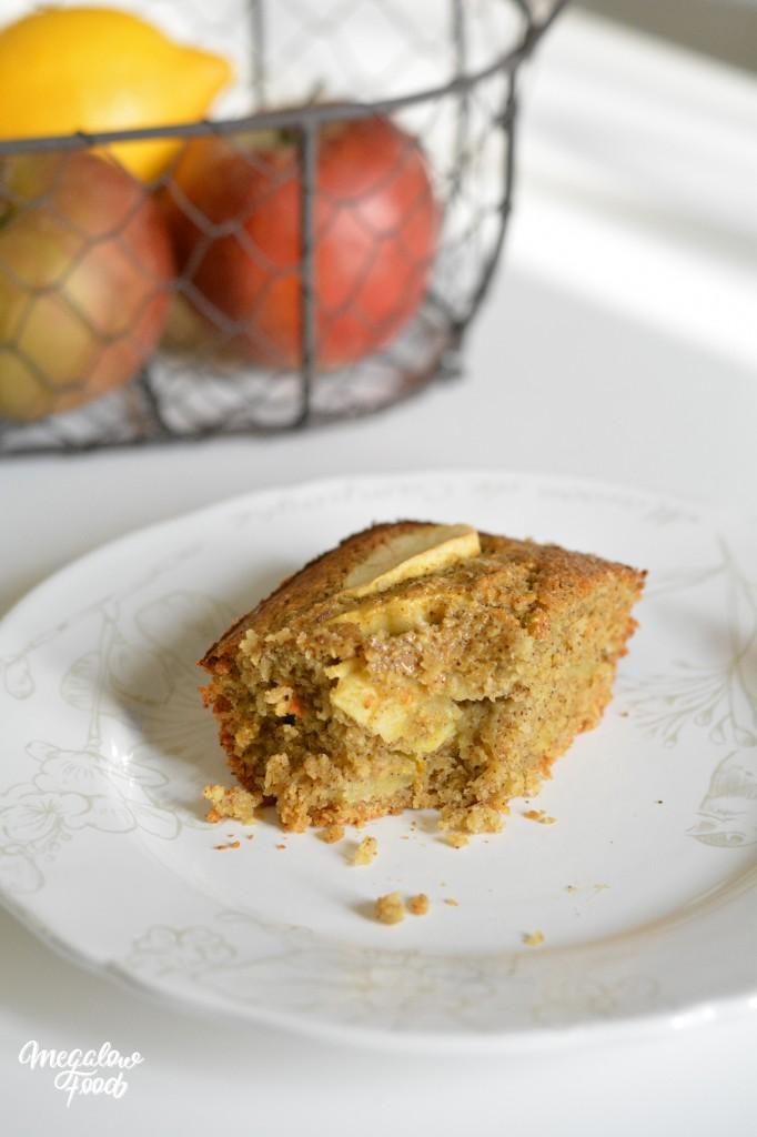 Pain moelleux pomme & citron 3 Megalow Food