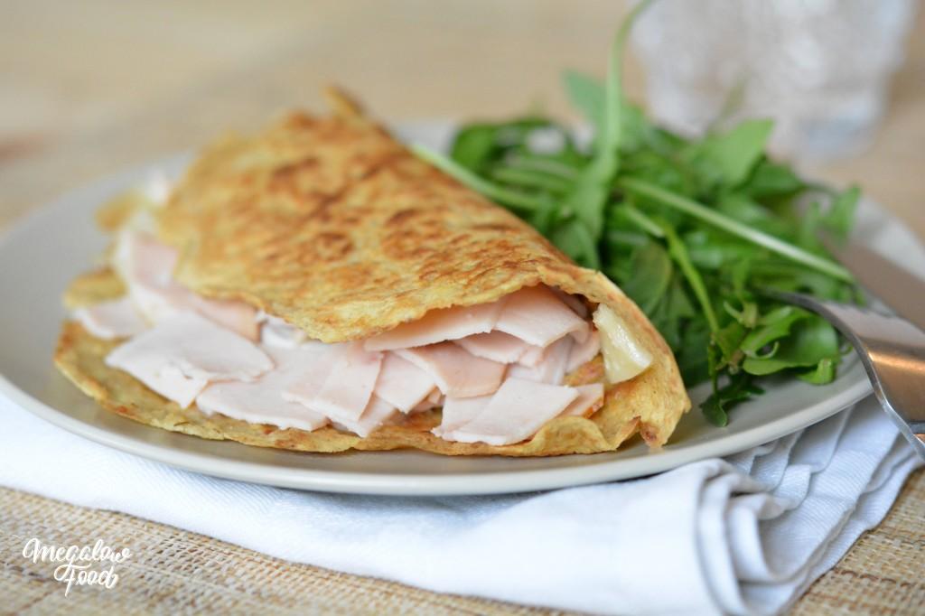 Tortilla Megalow Food