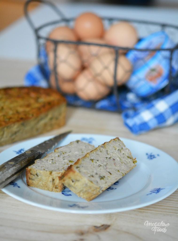 Cake au thon IG bas 2