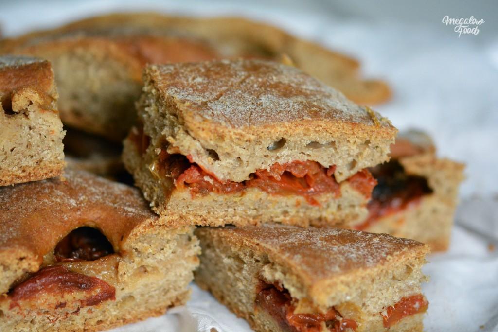 Fougasse italienne aux tomates confites Megalowfood 2