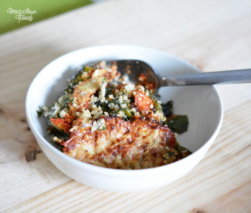 Gratin de couscous Megalowfood 1