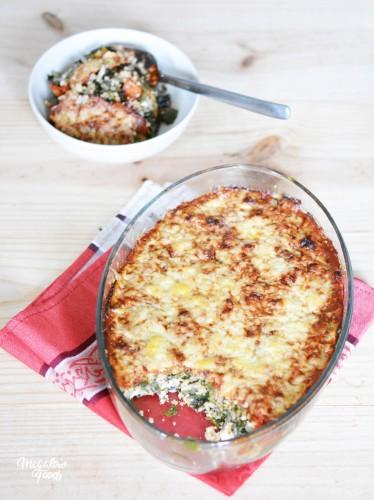 Gratin de couscous Megalowfood 2
