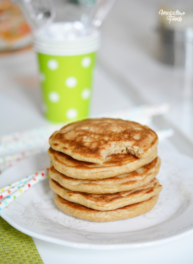 Pancakes boulanger Megalowfood 1