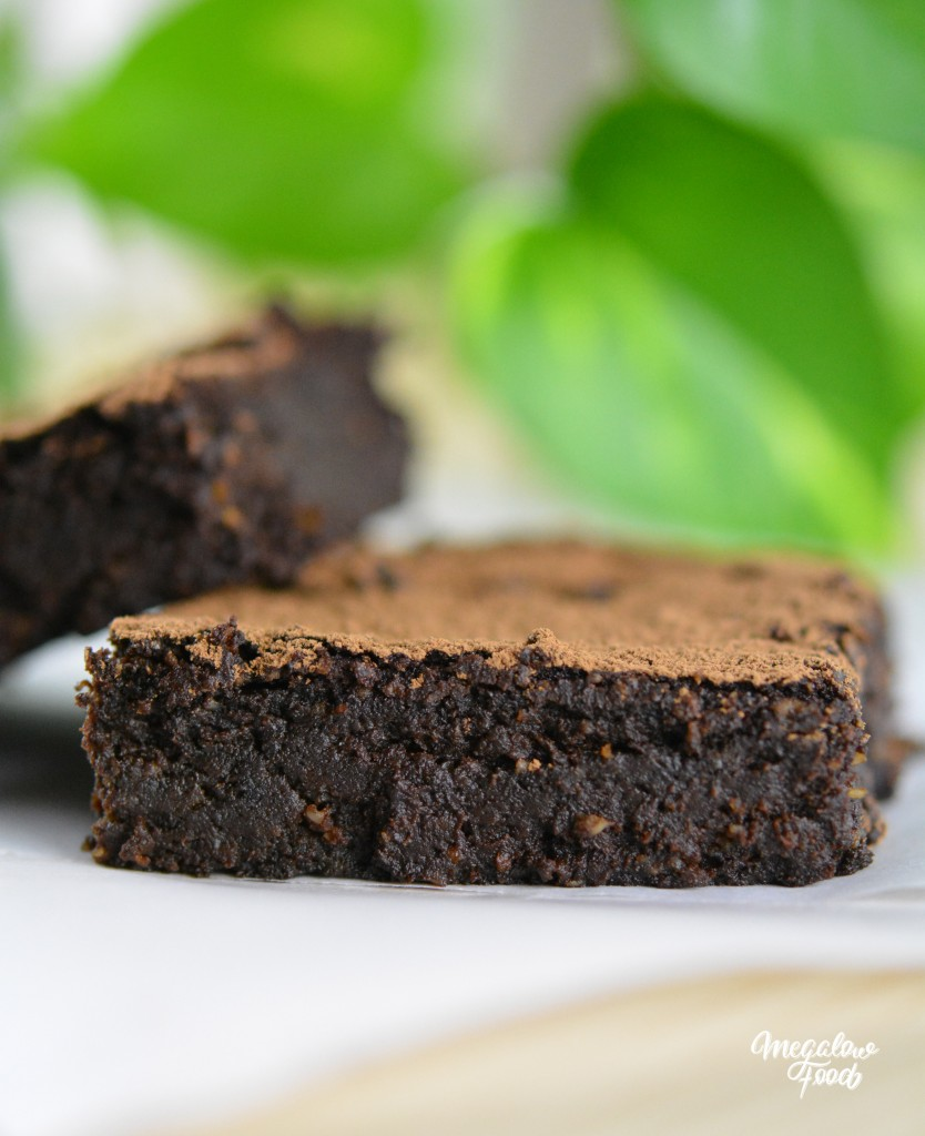 Brownie vegan Megalowfood 2