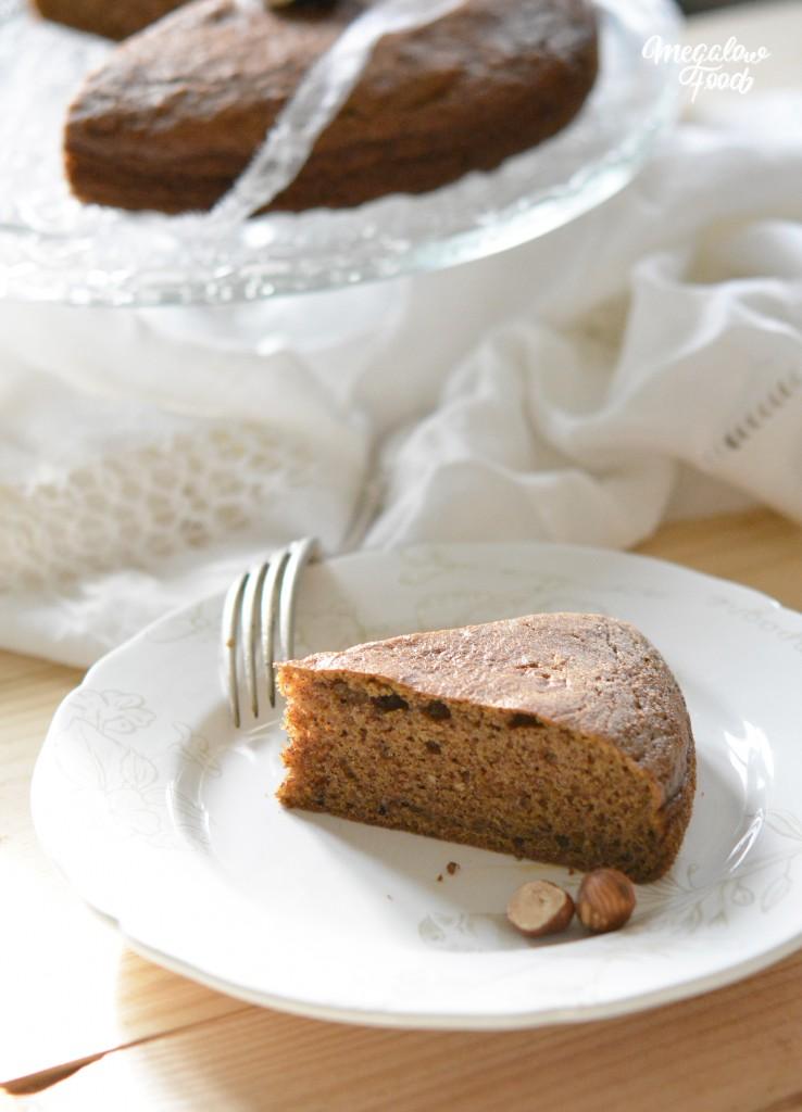 Gâteau sarrasin-noisettes MegalowFood