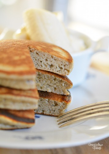 Ricotta hotcakes Megalowfood 2