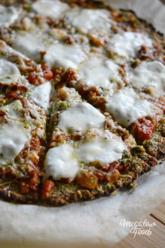 Pizza cruste courgettes megalowfood 2